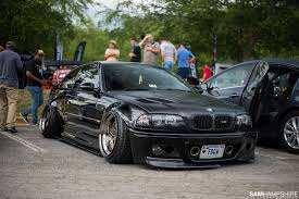 bmw m3 e46 minus the ugly camber they have going on