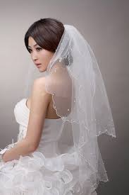 compare prices on tulle with pearl bridal veil bridal accessories