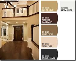 stained trim and wall color best wall colors for stained trim