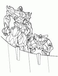 free transformer pictures coloring