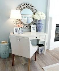 Small Desk Area Bedroom Desk With Mirror Makeup Table Ideas Bedroom Desk Mirror