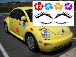 punch buggy car punch buggy car with eyelashes