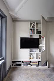 14 hidden storage ideas for small spaces brit co