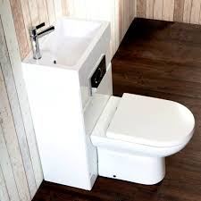 bathroom exquisite stylish toilet sink combos for small