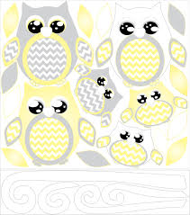 Nursery Owl Wall Decals Owl Wall Decals Owl Stickers Owl Nursery Wall Decor