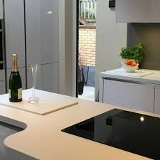 Modern German Kitchen Designs Modern German Kitchen With Corian Worktops Design