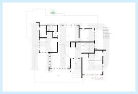 beautiful contemporary luxury villa with floor plan kerala home