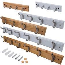 wall mounted coat racks ebay