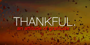 thankful an attitude of gratitude thanksgiving quote