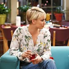 penny with short hair the big bang theory season 10 episode 9 recap the geology