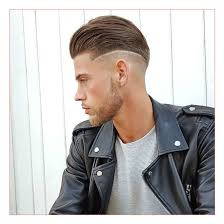 hi lohair cuts mens haircut step by step with hi lo fade with pompadour all in