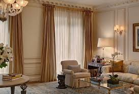 Brown Gold Curtains Gold Curtains Living Room Naturally Warm Brown Living Room