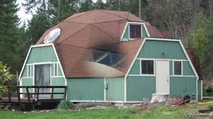 geodesic dome homes domehouses modern marvels youtube