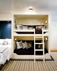 White Wooden Bunk Bed Bed Ideas Cool White Wooden Bunk Beds Design In Large White