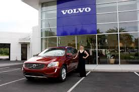 volvo corp volvo cars announces greatest interception ever winners and earns