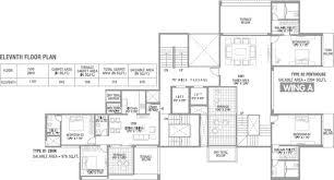 Onyx Homes Floor Plans by Vastukalp The Onyx In Wakad Pune Price Location Map Floor
