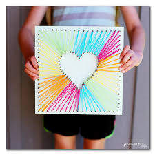 mothers day gifts ideas 56 s day crafts that she ll treasure string craft