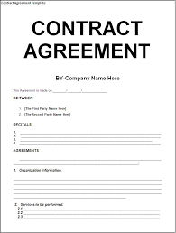 industry contract template non compete agreement template 04 39