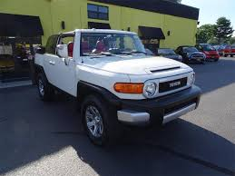 fj cruiser 2014 toyota fj cruiser for sale in red bank nj stock 3160