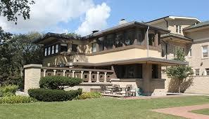 emil bach house by frank lloyd wright celebrates 100 u2013 designapplause
