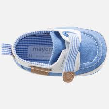 boys light blue tie boat shoes with velcro for baby boy light blue summer shoes