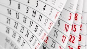Kalender 2018 Hari Libur Kalender 2018 Pemerintah Tetapkan 15 Hari Libur Nasional Dan 6