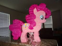 my pony pinata my pony pinkie pie pinata for your girl s birthday