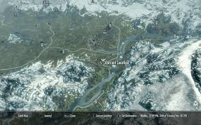 Flat World Map Minecraft by A Quality World Map And Solstheim Map With Roads At Skyrim Nexus