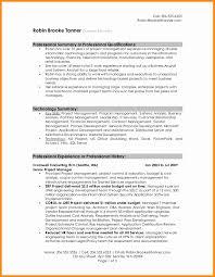 6 professional summary for resume examples laredo roses