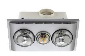 Bathroom Heater Fan Light Products In 3 In 1 Heat Lights Lighting On Golights Online