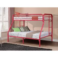 Iron Bunk Bed Metal Bunk Bed In Pink