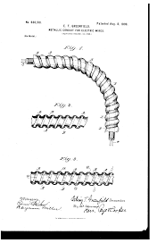 patent us630501 metallic conduit for electric wires google