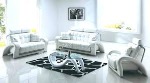 white leather living room living room chairs living room furniture