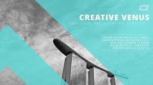 Powerpoint Presentation Designs Templates Creative Venus Ppt Slide Designs