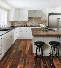 Kitchen With Wood Floors by Fix A Wood Floor Scratch With A Walnut Blessed Bles Id Wood