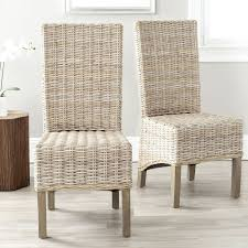 rattan kitchen chairs dining chairs