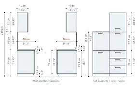 Dimensions Of Kitchen Cabinets Kitchen Cabinet Depth Travelcopywriters Club