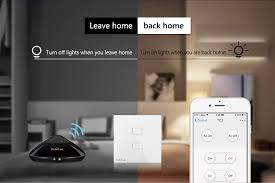 remote to turn off lights broadlink smart home wifi remote control light bathroom waterproof