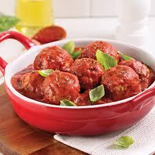 cuisiner boulette de viande boulettes farcies au fromage sauce tomate recettes cuisine et