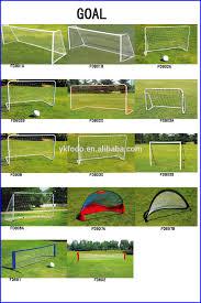 mini pop up goal folding football soccer goals for backyard