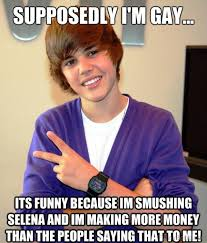 Funny Gay Meme - 84 most funniest justin bieber memes
