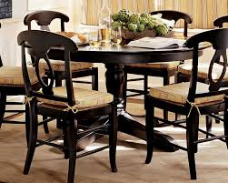 affordable kitchen table sets cheap country dining table set with rustic khaki cushion pads