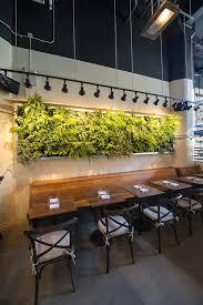 Interior Plant Wall Best 25 Brick Wall Gardens Ideas On Pinterest Brick Courtyard