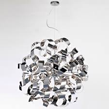 chrome light fixtures modern chrome halogen bel air modern pendant light fixture artistic