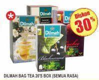 Teh Dilmah promo harga dilmah teh terbaru minggu ini hemat id