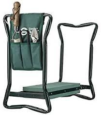 Garden Kneeler Bench Garden Gear 2 In 1 Folding Garden Kneeler And Seat Bench With