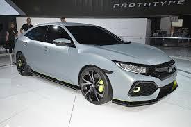 Is The Honda Civic Si Turbo 2017 Honda Civic Hatchback Ushers In The Era Of The Six Speed