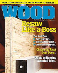 Good Woodworking Magazine Download by Wood Magazine U2013 March 2017 Download Free Digital True Pdf