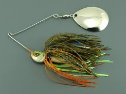 spinnerbait thumper spinnerbait colorado silver fatsack tackle