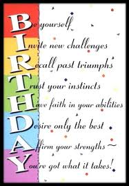 birthday poems for someone special birthday 1 pinterest